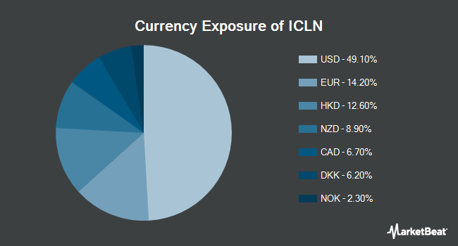 Currency Exposure of iShares Global Clean Energy ETF (NASDAQ:ICLN)