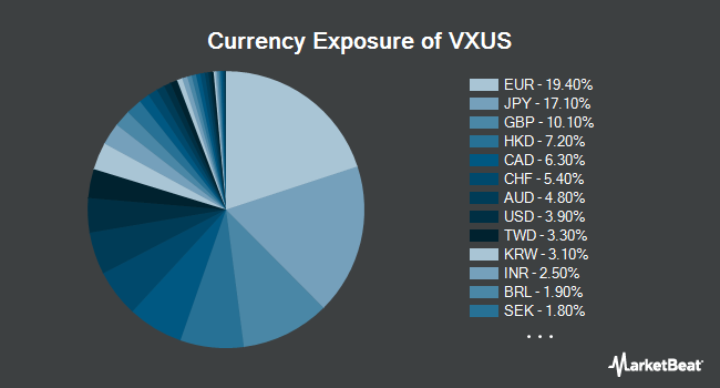 Currency Exposure of VANGUARD STAR F/VANGUARD TOTAL INTL (NASDAQ:VXUS)