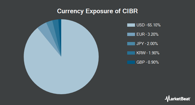 Currency Exposure of First Trust Nasdaq Cybersecurity ETF (NYSEARCA:CIBR)