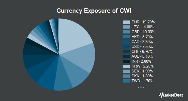 Currency Exposure of SPDR MSCI ACWI ex-US ETF (NYSEARCA:CWI)