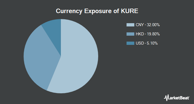 Currency Exposure of KraneShares MSCI All China Health Care Index ETF (NYSEARCA:KURE)