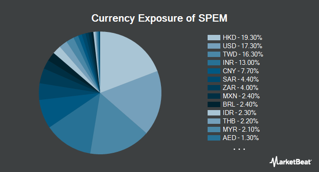 Currency Exposure of SPDR Portfolio Emerging Markets ETF (NYSEARCA:SPEM)