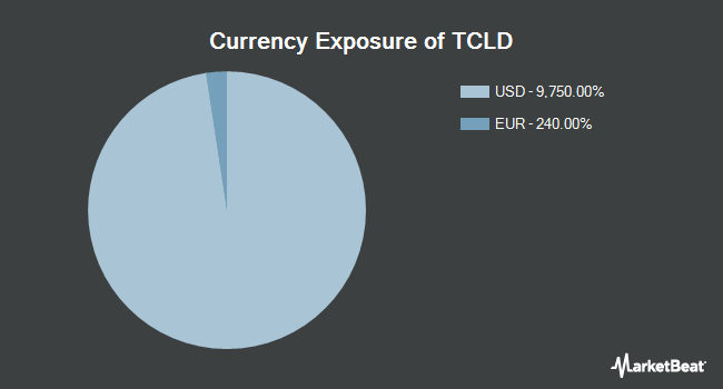 Currency Exposure of Tortoise Cloud Infrastructure Fund (NYSEARCA:TCLD)