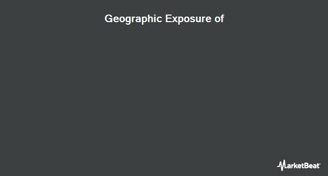 Geographic Exposure of Invesco KBW Bank ETF (NYSEARCA:KBWB)