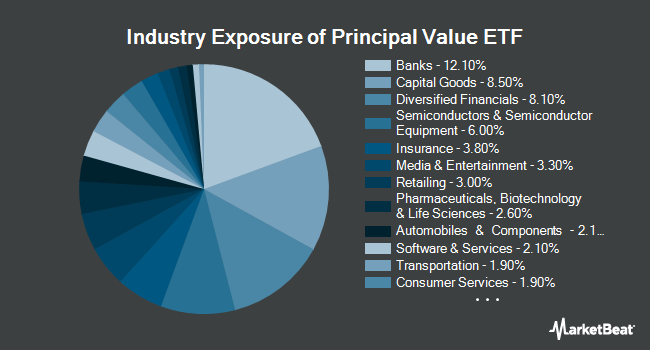 Industry Exposure of Principal Shareholder Yield Index ETF (NASDAQ:PY)