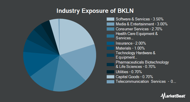 Industry Exposure of Invesco Senior Loan ETF (NYSEARCA:BKLN)