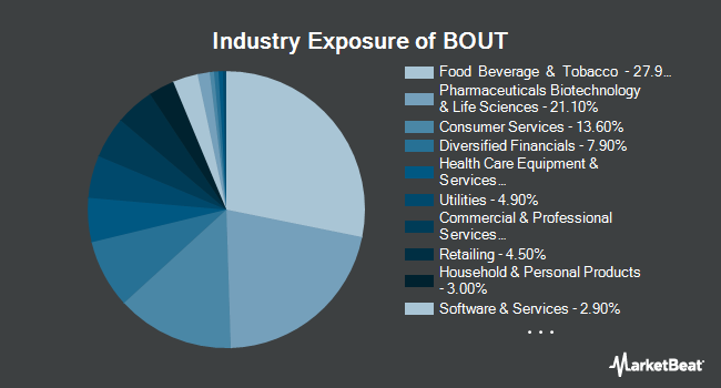 Industry Exposure of Innovator IBD Breakout Opportunities ETF (NYSEARCA:BOUT)