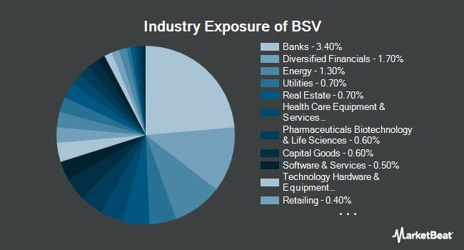 Industry Exposure of Vanguard Short-Term Bond ETF (NYSEARCA:BSV)