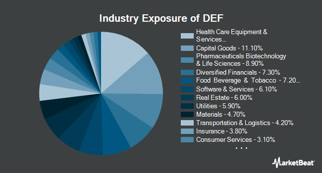 Industry Exposure of Invesco Defensive Equity ETF (NYSEARCA:DEF)