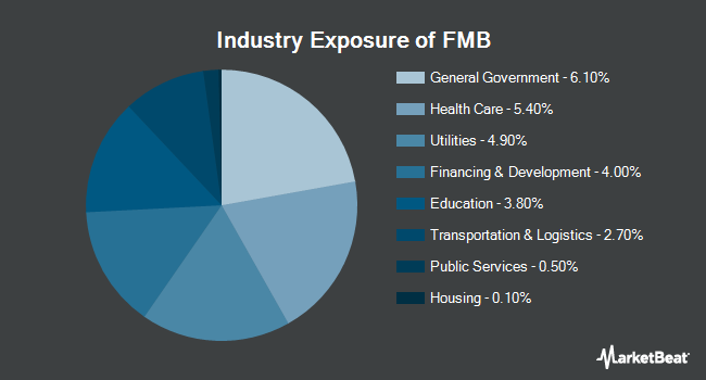 Industry Exposure of First Trust Managed Municipal ETF (NYSEARCA:FMB)
