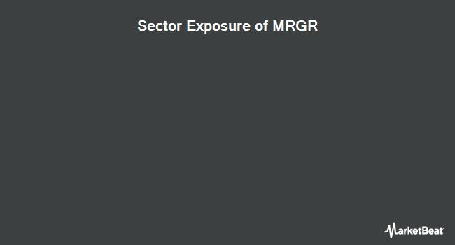 Sector Exposure of ProShares Merger ETF (BATS:MRGR)