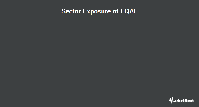 Sector Exposure of Fidelity Quality Factor ETF (NYSEARCA:FQAL)