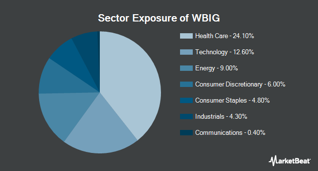 Sector Exposure of WBI BullBear Yield 1000 ETF (NYSEARCA:WBIG)