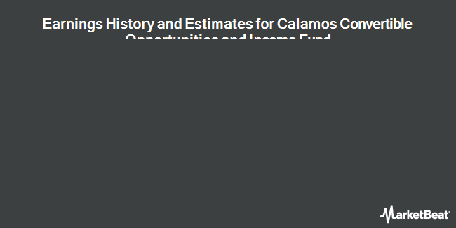 Earnings by Quarter for Calamos Conv. Opptys. & Income Fund (NASDAQ:CHI)