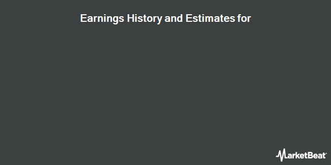 Earnings by Quarter for Barrick Gold Corporation (NYSE:ABX)