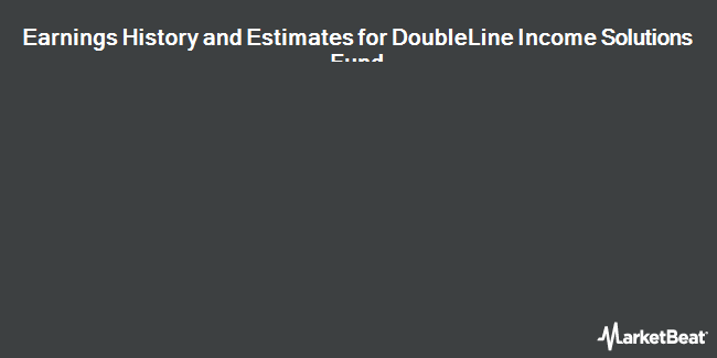 Earnings by Quarter for DoubleLine Income Solutions Fund (NYSE:DSL)