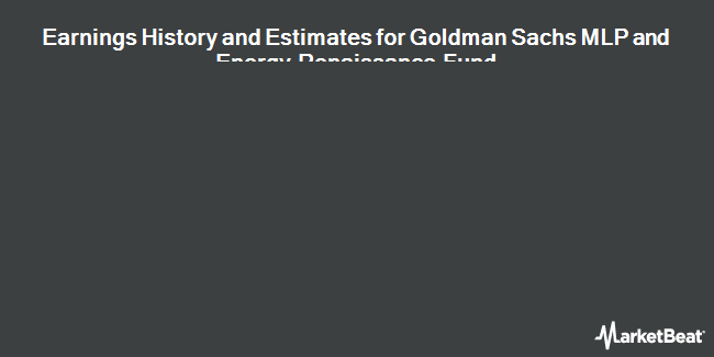 Earnings by Quarter for Goldman Sachs MLP and Energy Renassnc Fd (NYSE:GER)