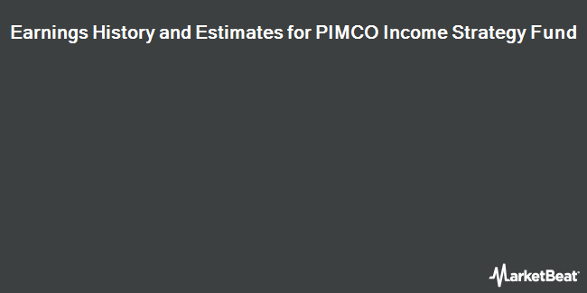 Earnings by Quarter for Pimco Income Strategy Fund (NYSE:PFL)