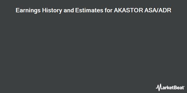 Earnings by Quarter for Akastor Asa (OTCMKTS:AKKVY)