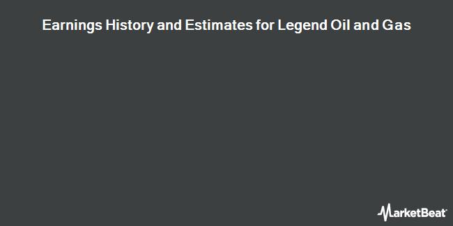Earnings by Quarter for Legend Oil and Gas Ltd (OTCMKTS:LOGL)