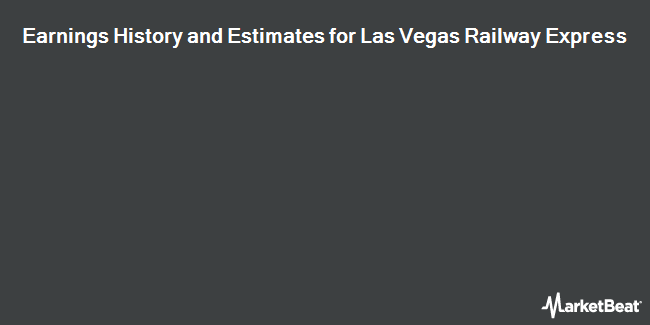 Earnings by Quarter for Las Vegas Railway Express (OTCMKTS:XTRN)