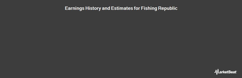 Earnings by Quarter for Fishing Republic PLC (LON:FISH)