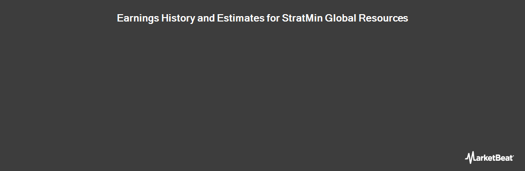 Earnings by Quarter for Stratmin Global Resources PLC (LON:STGR)
