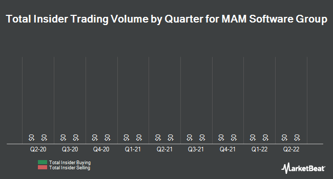 Insider Trades by Quarter for MAM Software Group (NASDAQ:MAMS)