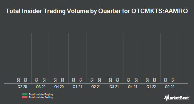 Insider Trades by Quarter for American Airlines Group (OTCMKTS:AAMRQ)