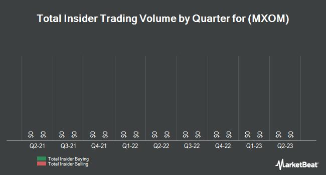 Insider Trading History for Pan American Goldfields (OTCMKTS:MXOM)