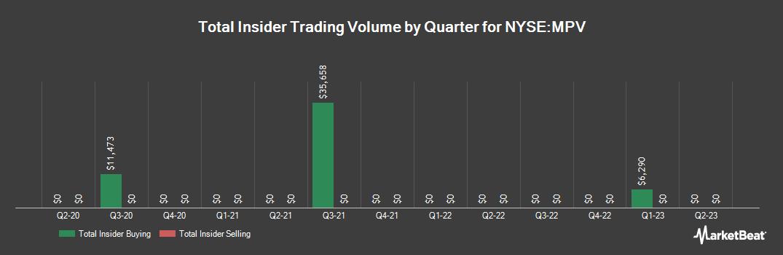 Insider Trading History for Barings Participation Investors (NYSE:MPV)