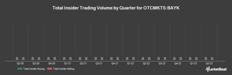 Insider Trading History for Bay Banks of Virginia (OTCMKTS:BAYK)