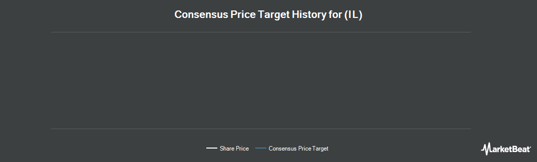 Price Target History for Intralinks (NYSE:IL)