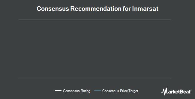 Analyst Recommendations for Inmarsat (LON:ISAT)