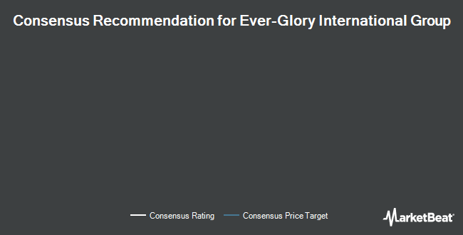 Analyst Recommendations for Ever-Glory International Group (NASDAQ:EVK)