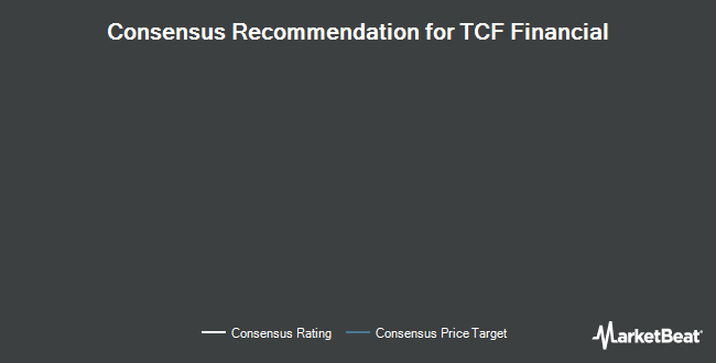 Analyst Recommendations for TCF Financial (NYSE:TCF)