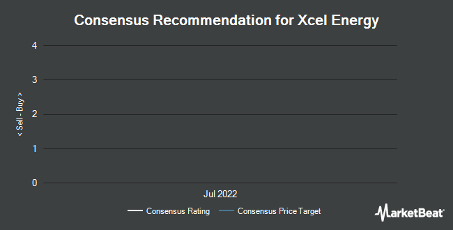 Analyst Recommendations for Xcel Energy (NYSE:XEL)