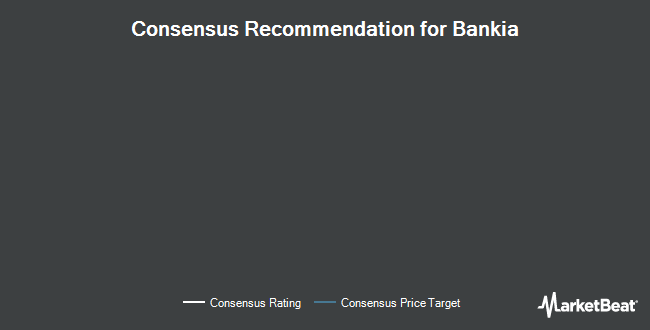 Analyst Recommendations for Bankia (OTCMKTS:BNKXF)