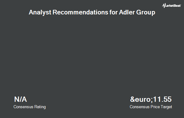 Analyst Recommendations for ADO Properties (ETR:ADJ)