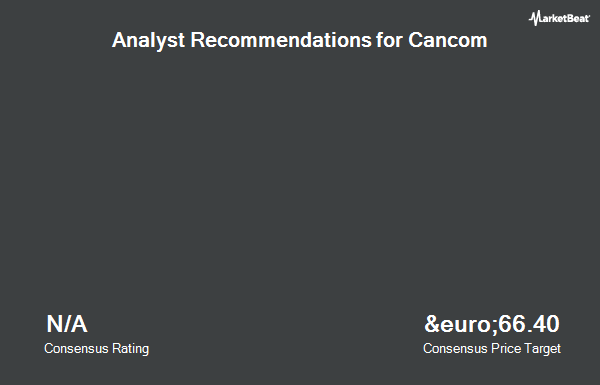 Analyst Recommendations for Cancom (ETR:COK)