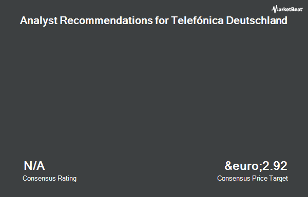 Analyst Recommendations for Telefónica Deutschland (ETR:O2D)