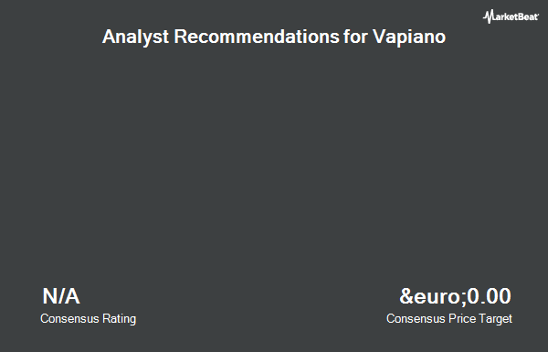 Analyst Recommendations for Vapiano (ETR:VAO)