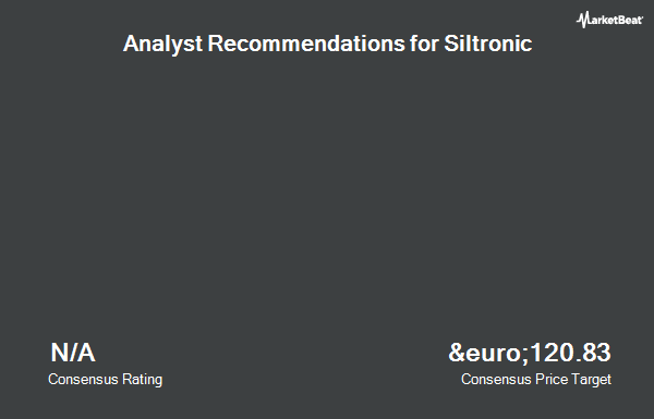 Analyst Recommendations for Siltronic (FRA:WAF)