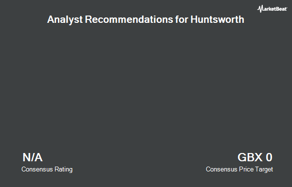 Analyst Recommendations for Huntsworth (LON:HNT)