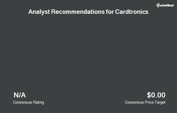 Analyst Recommendations for Cardtronics (NASDAQ:CATM)