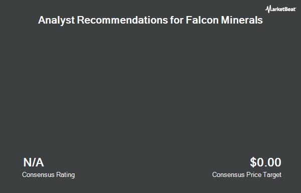 Analyst Recommendations for Falcon Minerals (NASDAQ:FLMN)