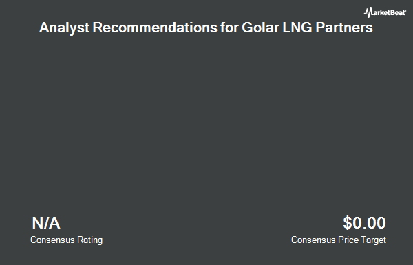 Analyst Recommendations for Golar LNG Partners (NASDAQ:GMLP)