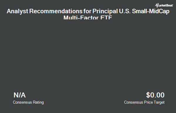 Analyst Recommendations for Principal U.S. Small-MidCap Multi-Factor Core Index ETF (NASDAQ:PSM)