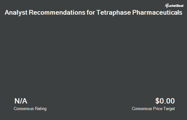 Analyst Recommendations for Tetraphase Pharmaceuticals (NASDAQ:TTPH)