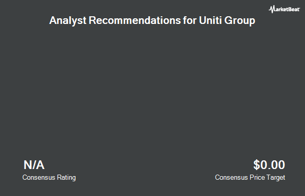Analyst Recommendations for Uniti Group (NASDAQ:UNIT)